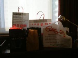 shoppingkassar