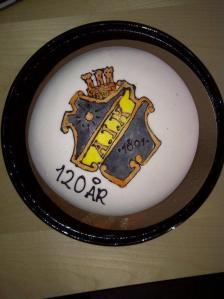 AIK-Tårta